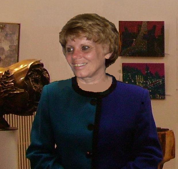 Marina Nicolaev Curatorul Salonului ARTIS2010
