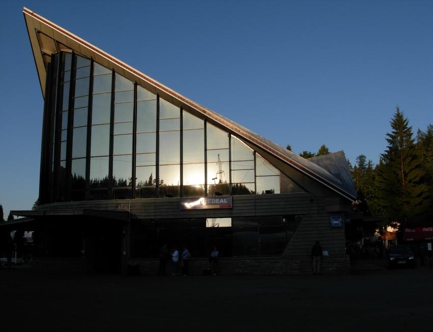 Gara Predeal- Predeal Railwaystation Arhitecti Ilie Radulescu si Irina Rosetti